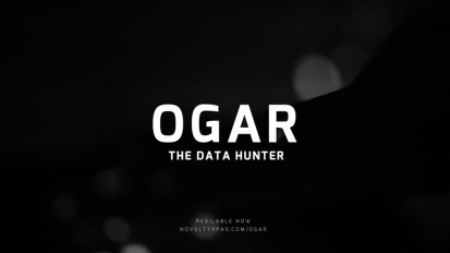 Ogar – The data Hunter | Novelty RPAS